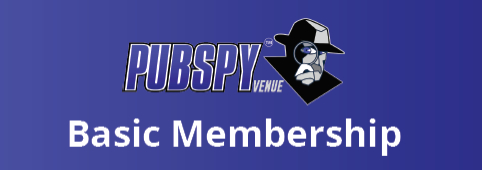 The basics to get your venue listed on the Pubspy™ website and app and found by patrons in your area.