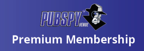 The premium Pubspy™ website and app listing with bonus advertising and marketing opportunities and advance analytics