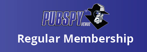 Your upgraded venue listing on thePubspy™ website and app as well ashelpful analytics to know how your venueis performing.