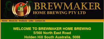 Brewmaker Home Brewing